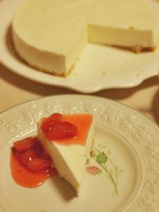 receta de pay de queso frio sin grenetina